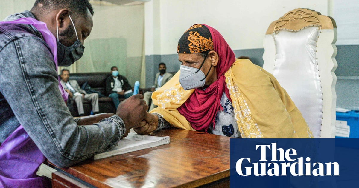 Ethiopians cast ballots in delayed election against backdrop of war and famine