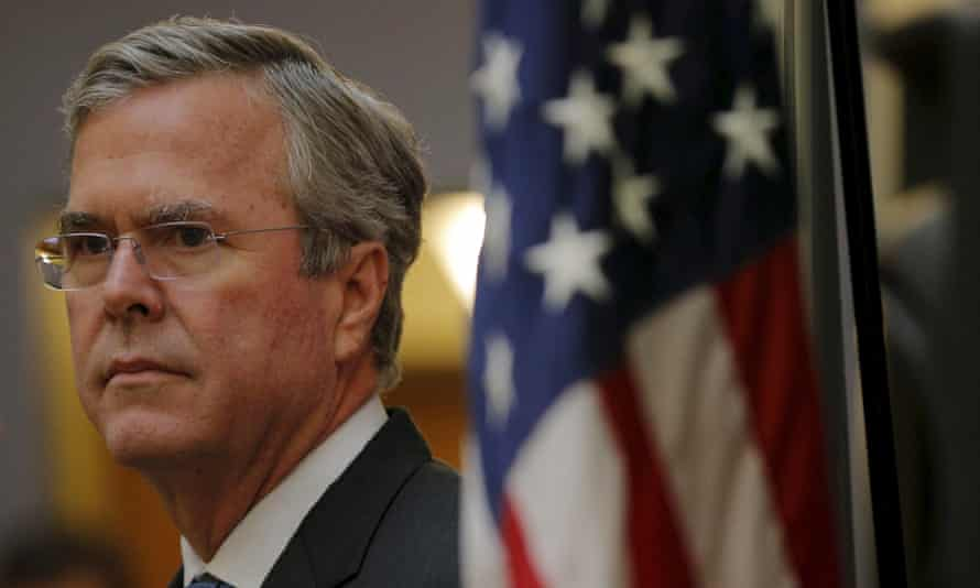 The Right to Rise Super Pac spent millions backing Jeb Bush, who dropped out of the race on 20 February.