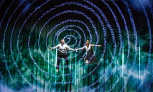 An ENO production of The Magic Flute at the London Coliseum.