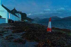 After the storm, Inveraray, Scotland, 13 January