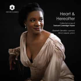 Elizabeth Llewellyn & Simon Lepper: Heart & Hereafter album cover