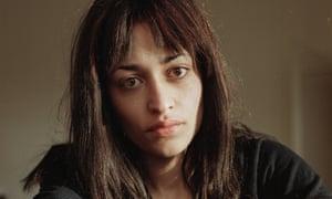 Zadie Smith, in 2000.
