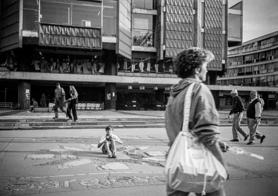 Robna Kuća shopping centre, 1997.