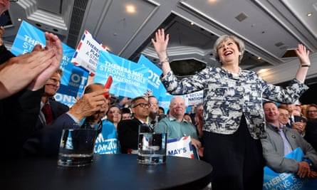May's advisers were bitterly divided between presenting her as a radical reformer, or the 'strong and stable' face of continuity, McTague and Ross report.