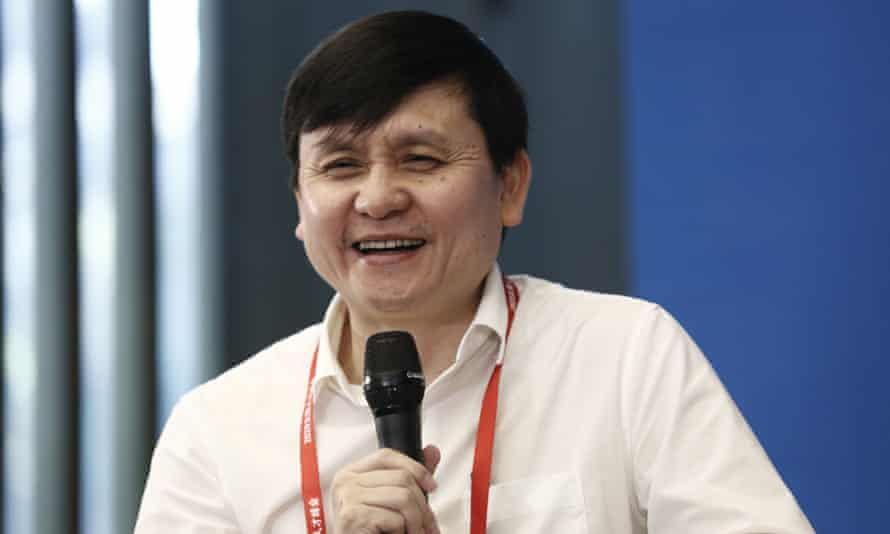 Zhang is now one of the country's best-known and most-respected medical experts