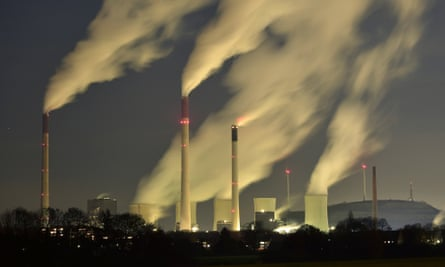 The E.ON coal-fired power station in Gelsenkirchen. The German energy giant has separated its fossil fuel assets into a new company.