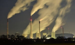 The E.ON coal-fired power station in Gelsenkirchen, Germany, is one of the most powerful coal-fired power stations in Europe. Coal power plants are under pressure all over Europe due to targets for reducing carbon dioxide emissions.
