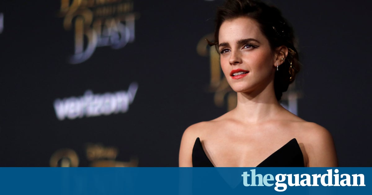 96031ff8ee0 The actor Emma Watson has hit back at critics who say she has betrayed her  feminist ideals by posing for a revealing picture in Vanity Fair magazine