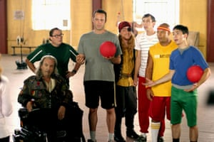 Rip Torn as Patches O'Houlihan in the 2004 film Dodgeball