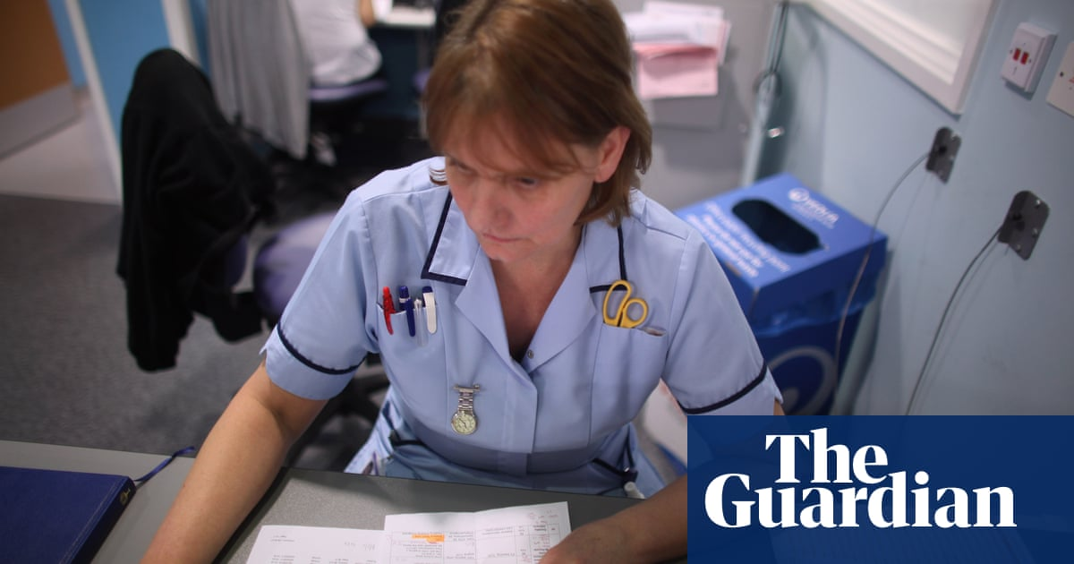 ed76e19c509 Working as a mental health nurse in today's NHS drained me of compassion