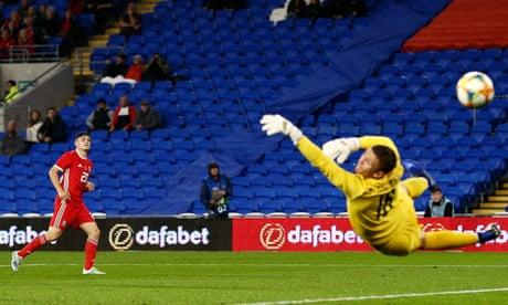 Daniel James' superb strike enough to earn Wales victory over Belarus