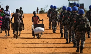 UN peacekeepers refused to help as aid workers were raped in