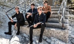 Arena-sized choruses … the Sherlocks