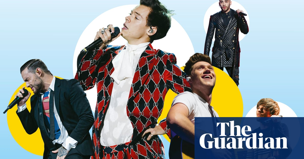 'New entry at 84': why are One Directions solo careers stalling?