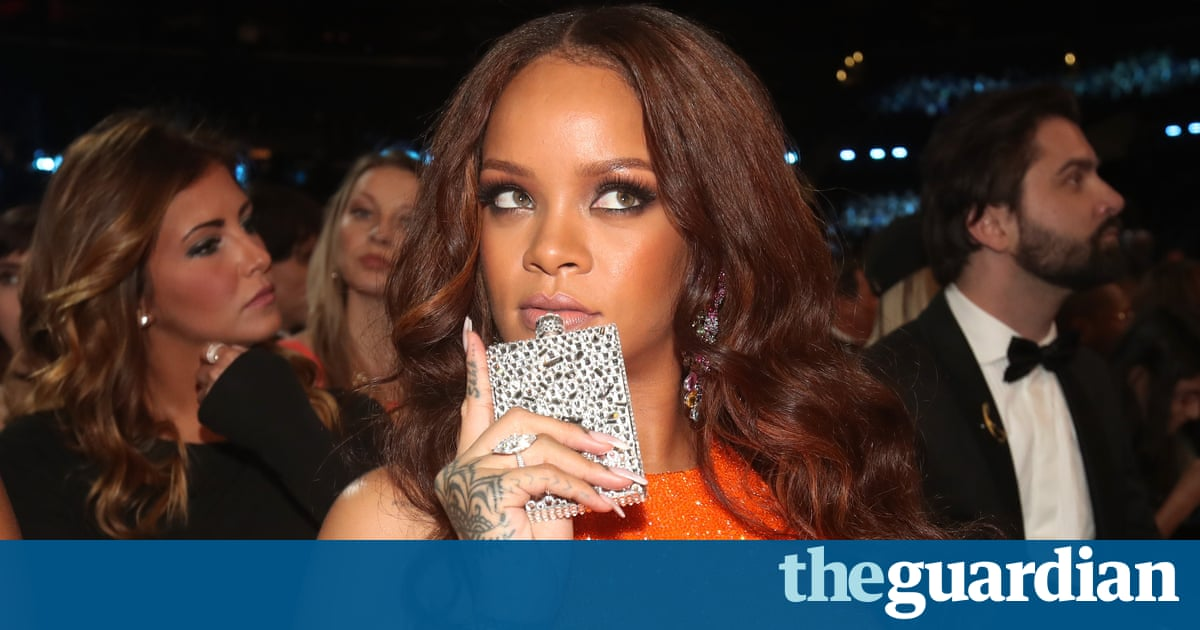 Rihanna drinks it all in, Adele shares the honours: the best memes of the Grammys