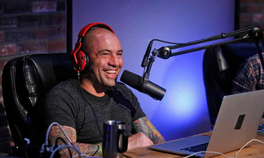 Joe Rogan, who previously expressed doubt about vaccines, announced in September he had contracted Covid-19.