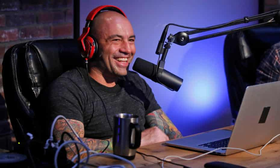 Joe Rogan, the host of Spotify's most popular podcast, announced Wednesday that he has contracted Covid.