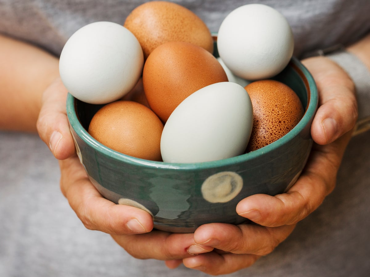 In praise of eggs: 'Use them like a broom to sweep everything together' |  Eggs | The Guardian