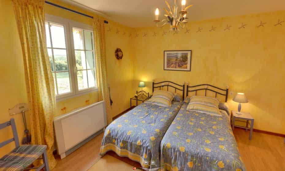 Chambre Alice at Domaine de Saint Jean, Occitanie, France