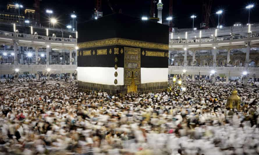 Muslim pilgrims were on their way to Islam's holiest shrine – the Kaaba, at the Grand Mosque in the Saudi holy city of Mecca – when a stampede broke out in Mina Valley.