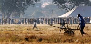 Zimbabwe 2008 election.
