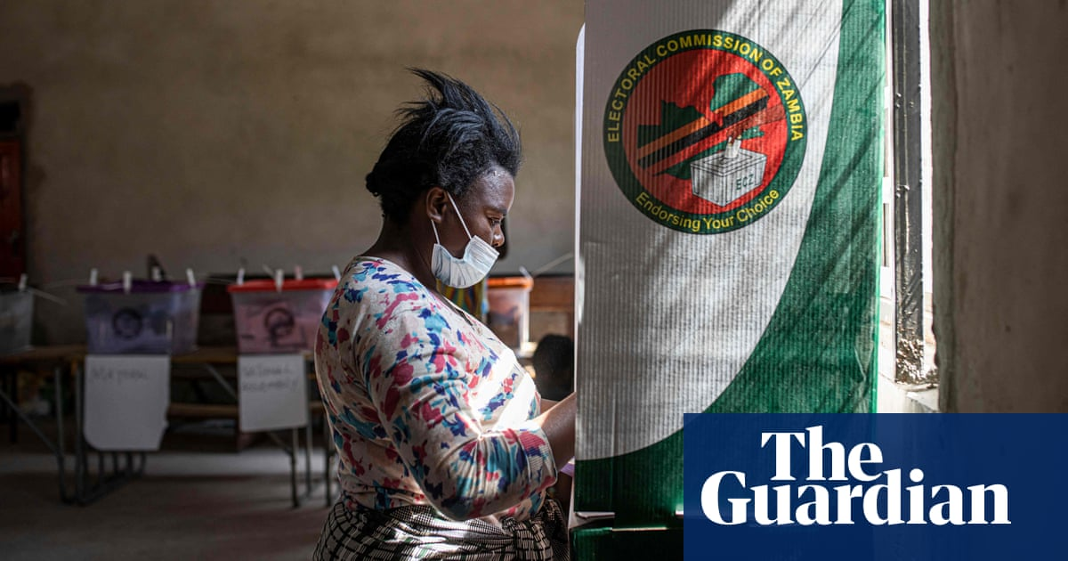 Zambia's democracy at 'tipping point' as army deployed on polling day