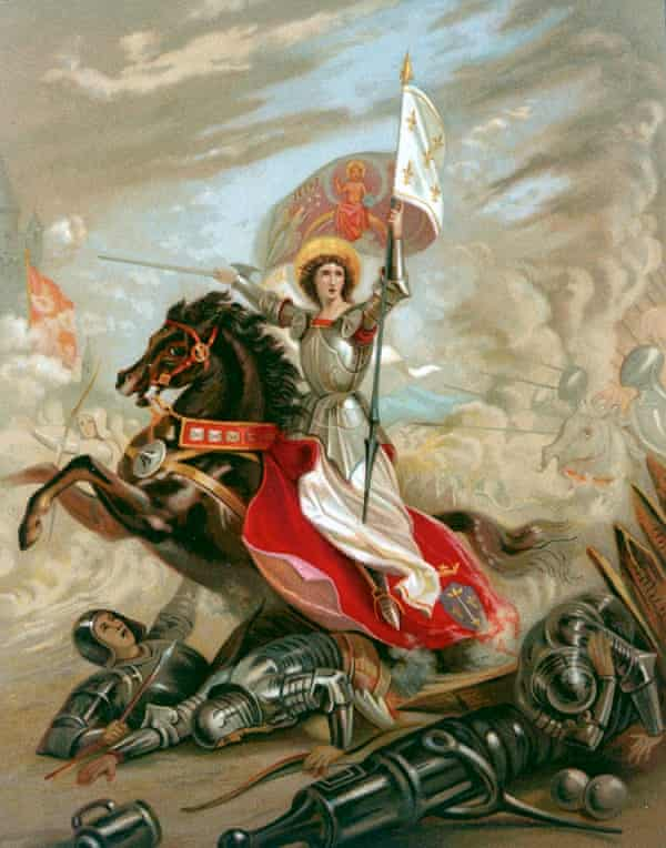'How can an equation predict a Joan of Arc, or an Oliver Cromwell?'