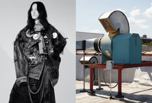 jacket and blouse, price on request, and skirt, £1490, all by Marc Jacobs, marcjacobs.com