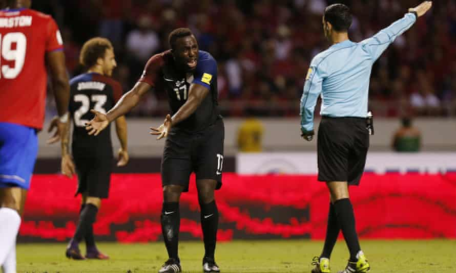 Jozy Altidore: America's supposedly best homegrown talent thought Canada rather than Italy or England is where peak pro soccer is at.