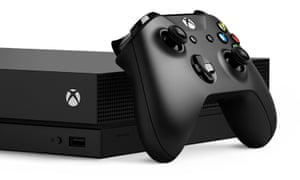 The Xbox One X console controller is a substantial upgrade to the original Xbox One released in 2013.