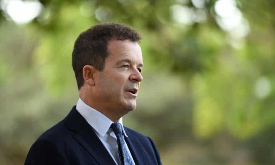 New South Wales attorney general Mark Speakman
