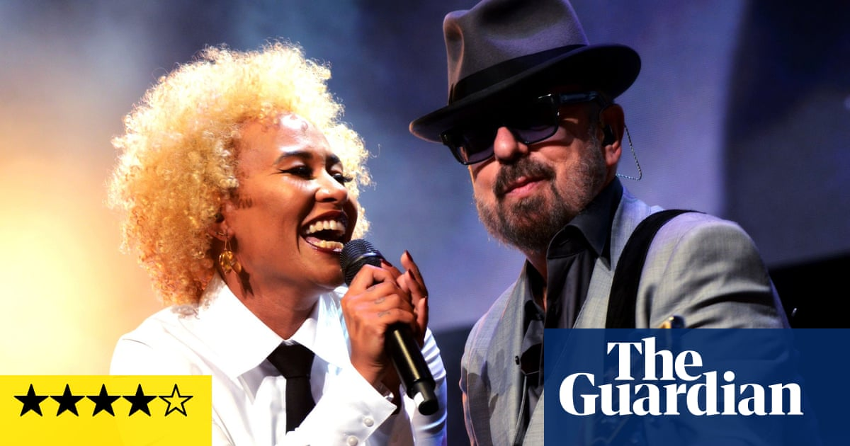 Eurythmics Songbook review – sweet dreams of synthpop heaven