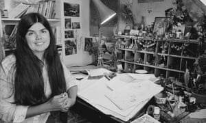 Jill Barklem in 1983.