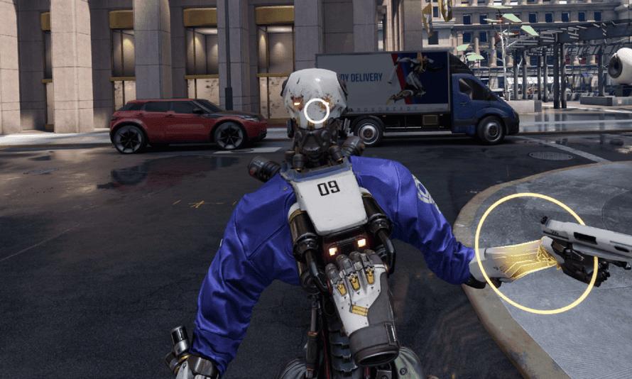 Robo Recall screenshot