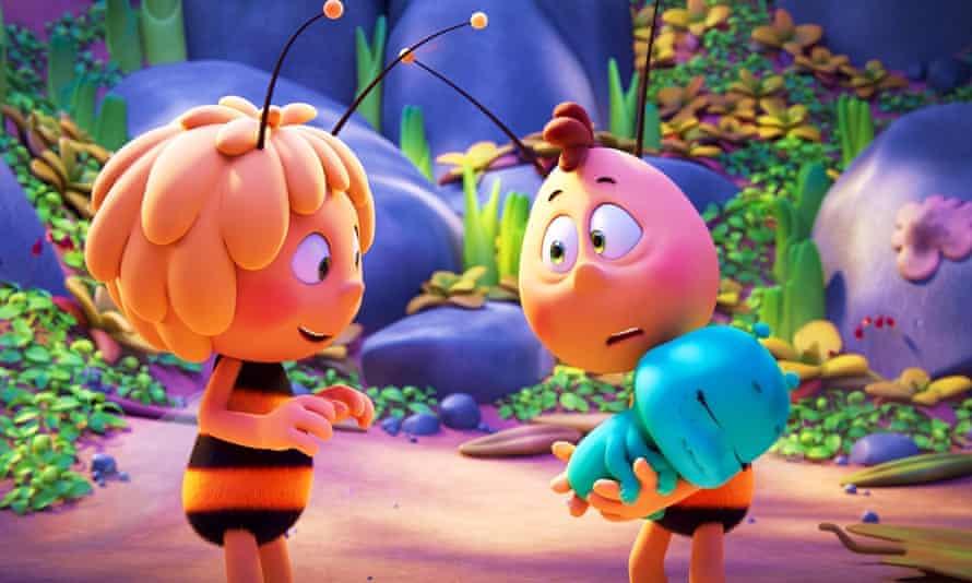 Maya the Bee: The Golden Orb.