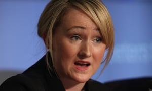 Rebecca Long-Bailey, the shadow business secretary