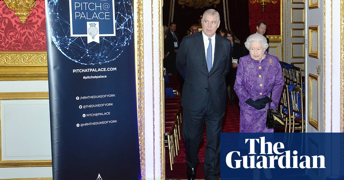 Prince Andrew mentor scheme 'loses Standard Chartered partnership'