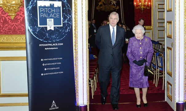 Prince Andrew mentor scheme at risk as firms withdraw support
