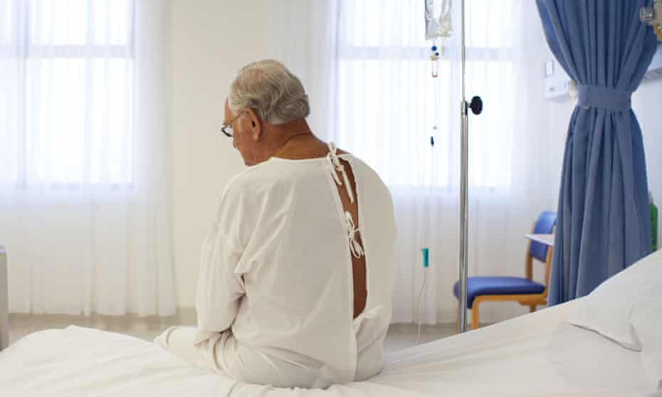 Experts warn that the research raises concerns about health inequality but also how care and support will be funded in the future.