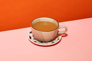 Cup of tea shot by Jessica Pettway