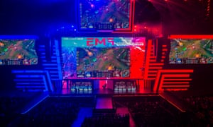 Hong Kong hosted the eSports and Music festival earlier this month and F1 is keen not to get left behind in the lucrative gaming industry.