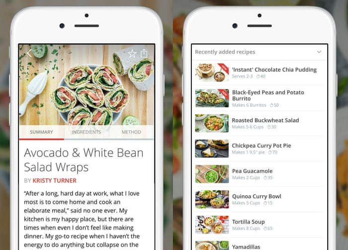 10 of the best cookery apps for iphone ipad and android