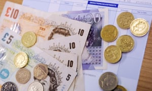 About 8.3 million people in Britain are defined as suffering a problem debt, finds the Money Advice Service.