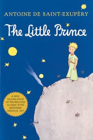 Le Petit Prince (1943) by Antoine de Saint-Exupery.