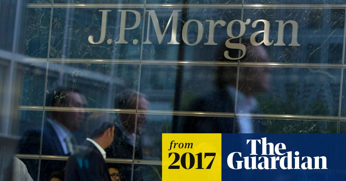 JP Morgan to move hundreds of jobs out of UK due to Brexit