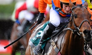 The ban on use of the whip at Santa Anita Park could set a precedent that racing regulators around the world will struggle to ignore.