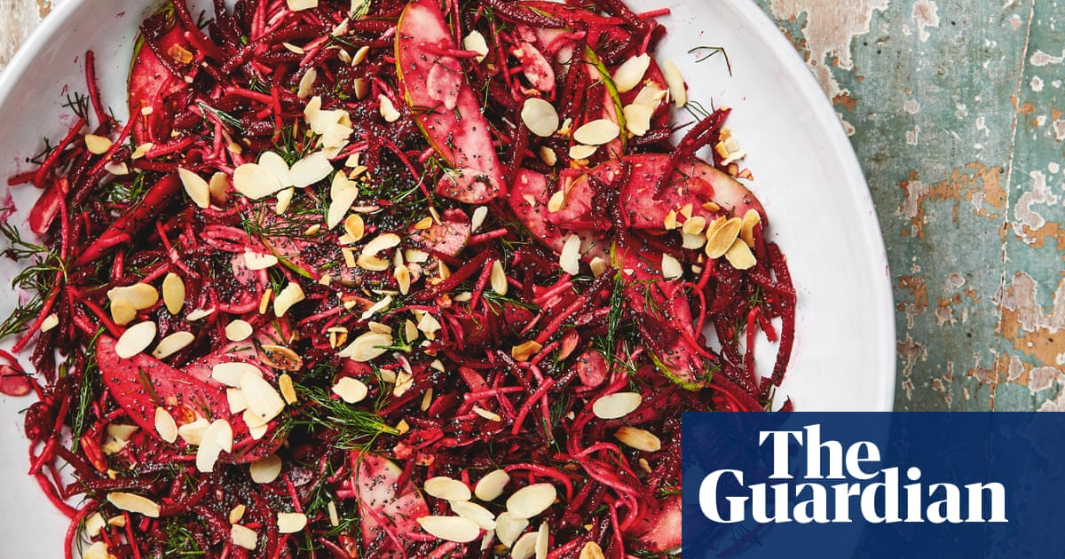 Yotam Ottolenghis Beetroot Recipes Food The Guardian