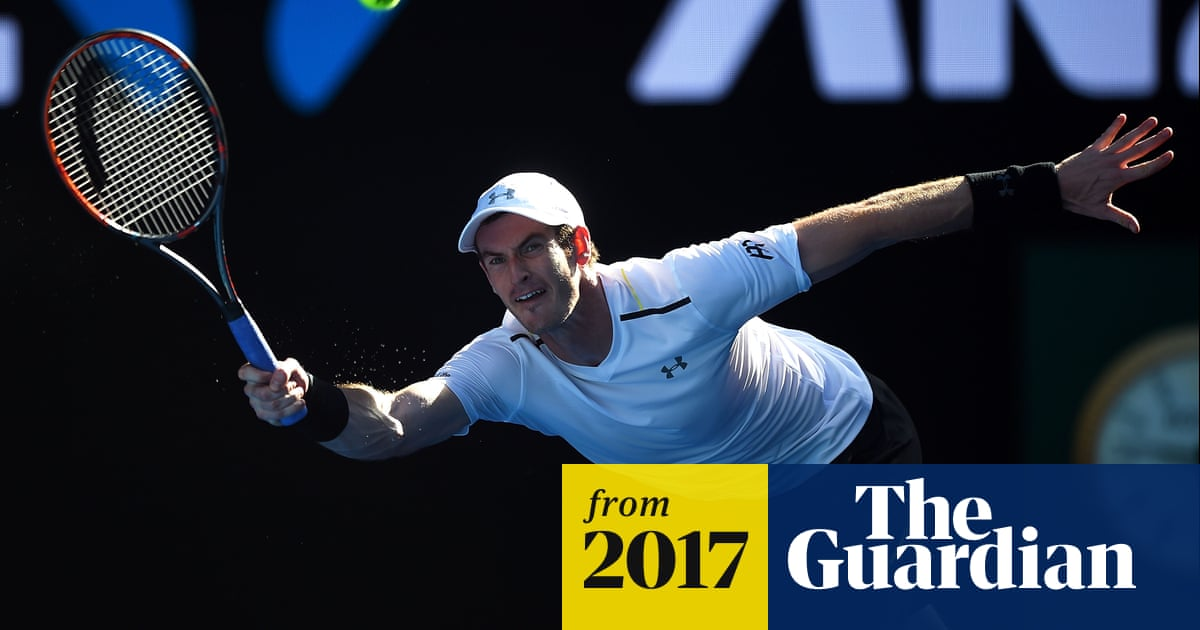 844ee56e4ed5 Andy Murray and Roger Federer made to work in Australian Open first round