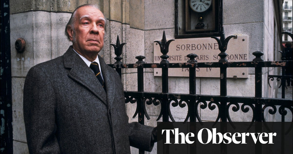 Borges and Me: An Encounter by Jay Parini review – a bumpy literary road trip