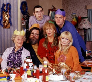 The Royle Family was the most watched BBC Christmas Day show in 2009
